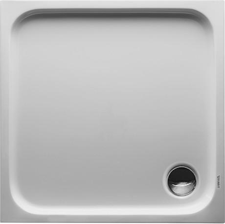 D code duravit for Platos de ducha cuadrados